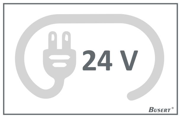 leistungsstarkes 24 Volt System